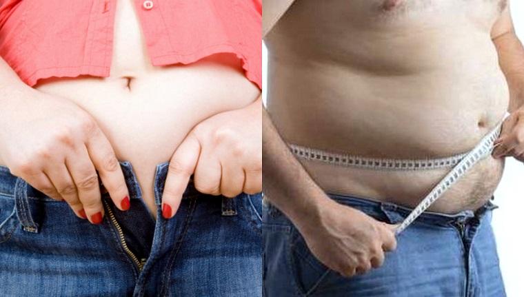 una dieta non sana da problemi al girovita