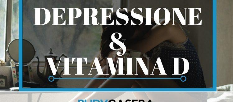 depressione e vitamina d