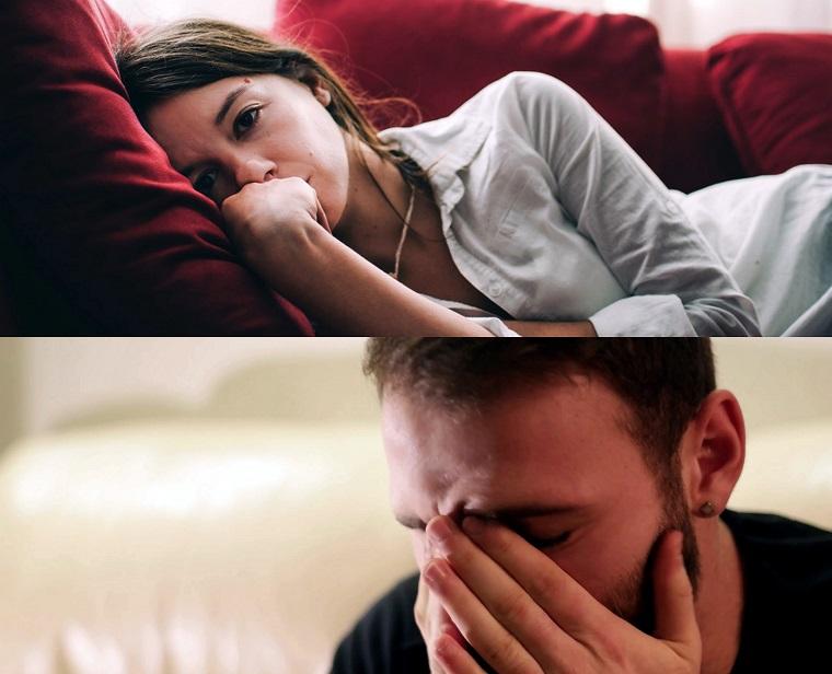 sentirsi feriti da persone depresse è normale