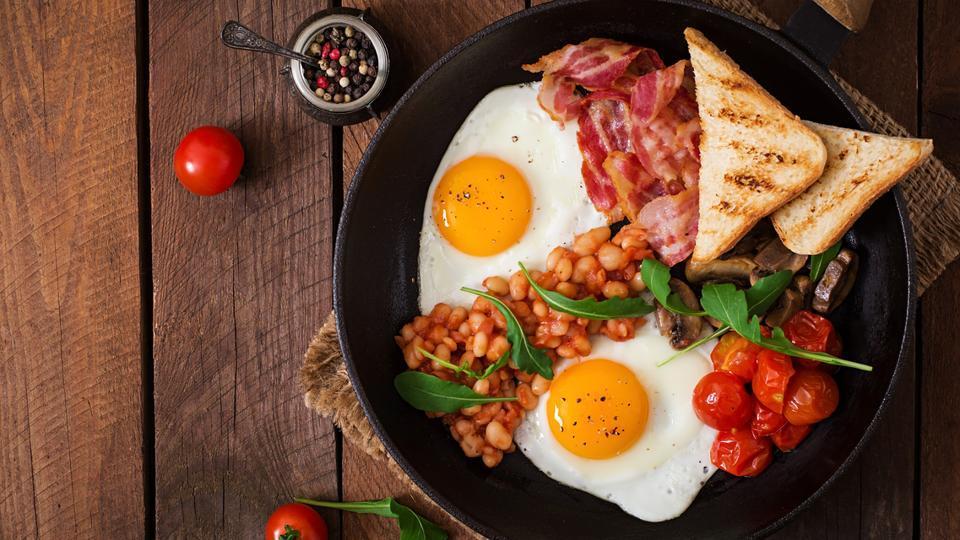 sblocco metabolismo - colazione bilanciata ricca in nutrienti