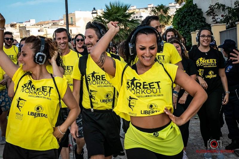Dimagrire con street workout