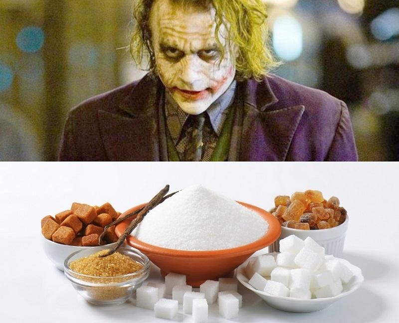 zucchero raffinato nemico della perdita peso